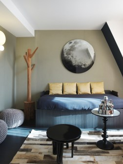 Hotel La Demeure par Flavie+Paul, Paris, France. Photo : Kristen Pelou